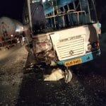 kasargodu road accident